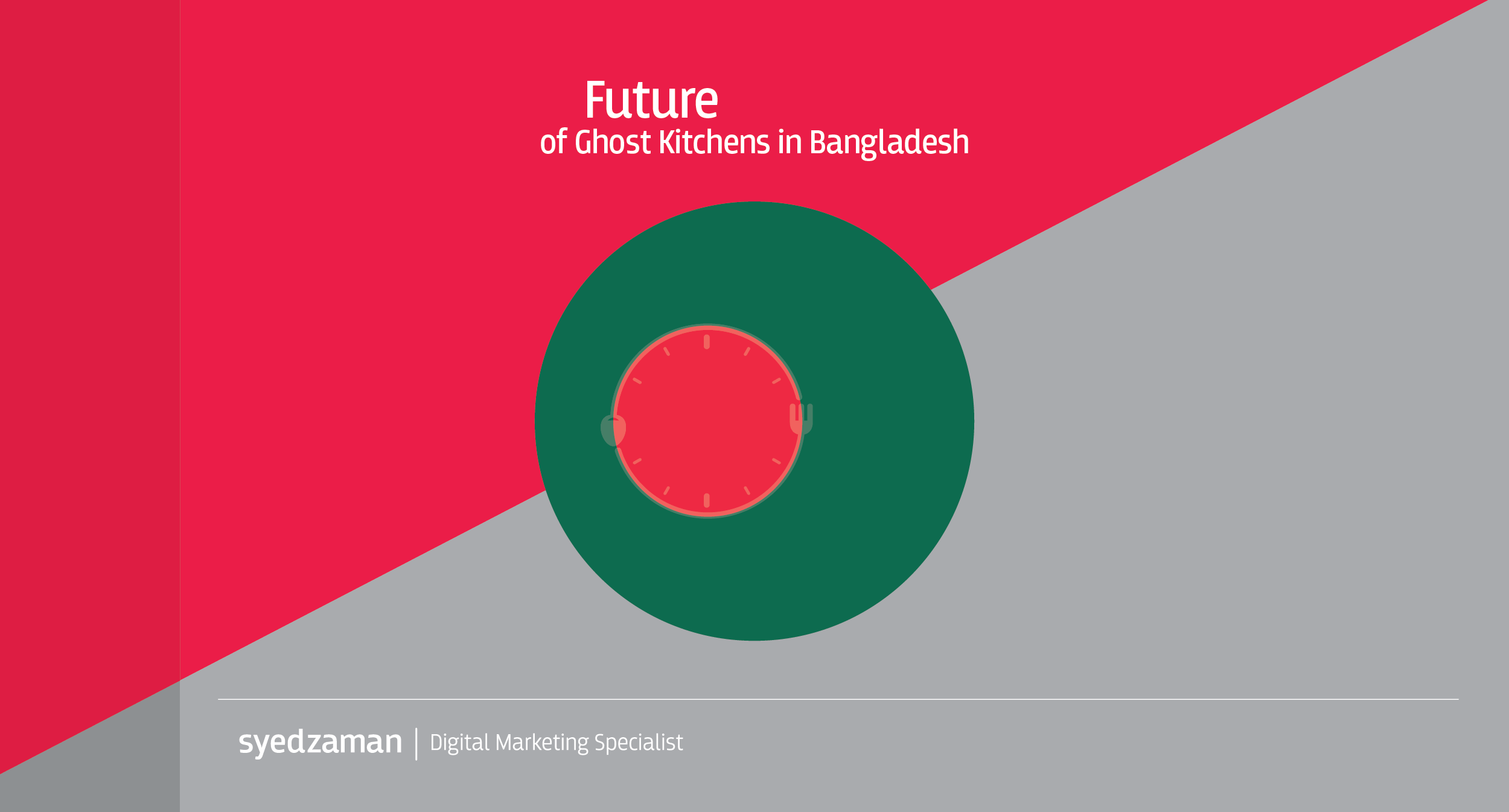 Future of Ghost Kitchens in Bangladesh