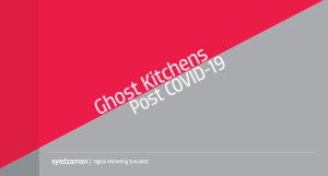 Ghost Kitchens in Bangladesh